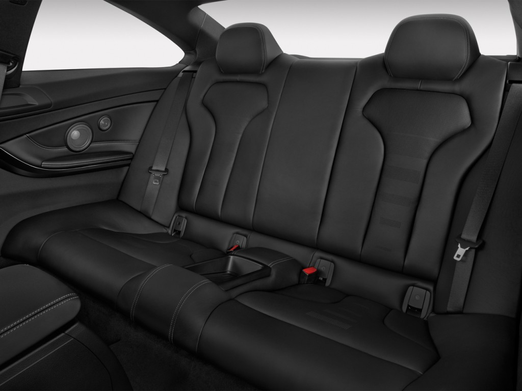 Image: 2016 BMW M4 2-door Coupe Rear Seats, size: 1024 x ...