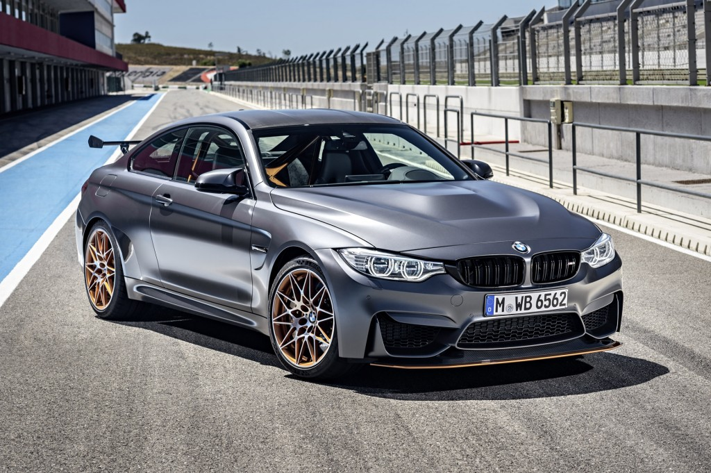 2018 Bmw M4 Spy Shots With Interior