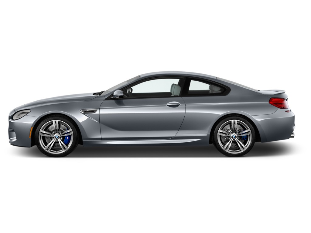 Image 2016 Bmw M6 2 Door Coupe Side Exterior View Size