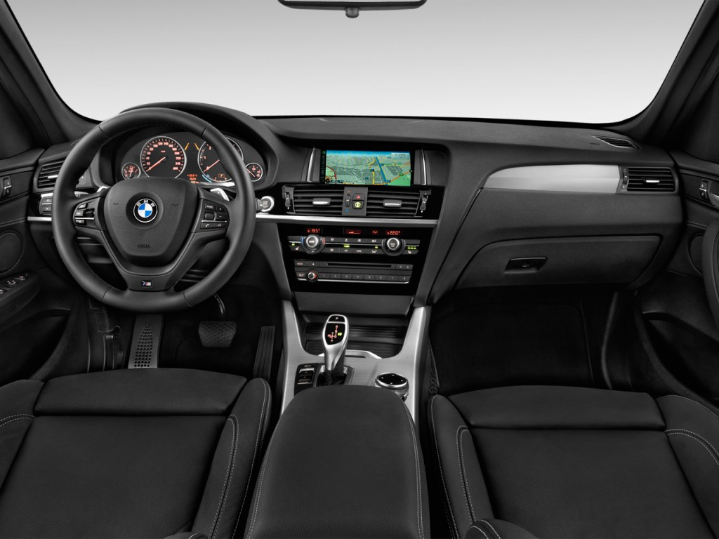 image 2016 bmw x3 awd 4 door xdrive28d dashboard size. Black Bedroom Furniture Sets. Home Design Ideas