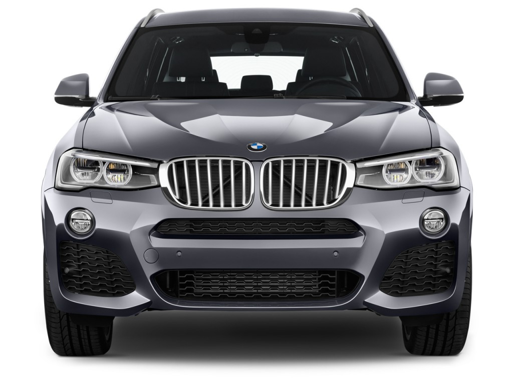image 2016 bmw x3 awd 4 door xdrive28d front exterior. Black Bedroom Furniture Sets. Home Design Ideas