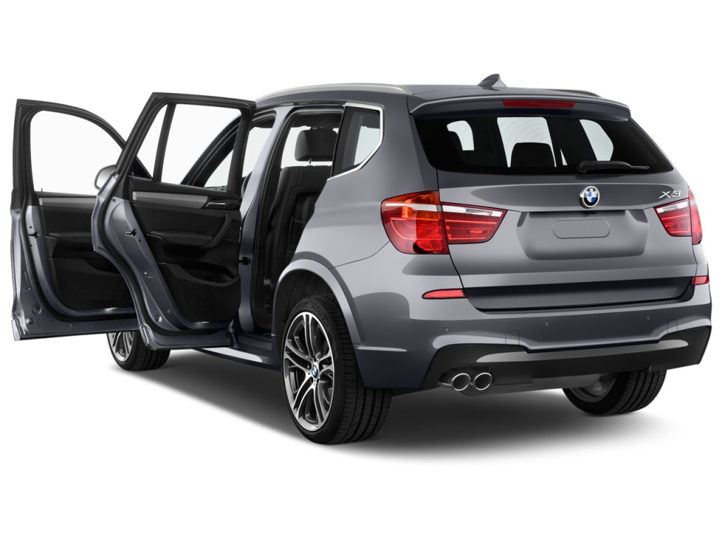Image: 2016 BMW X3 AWD 4-door xDrive28d Open Doors, size ...