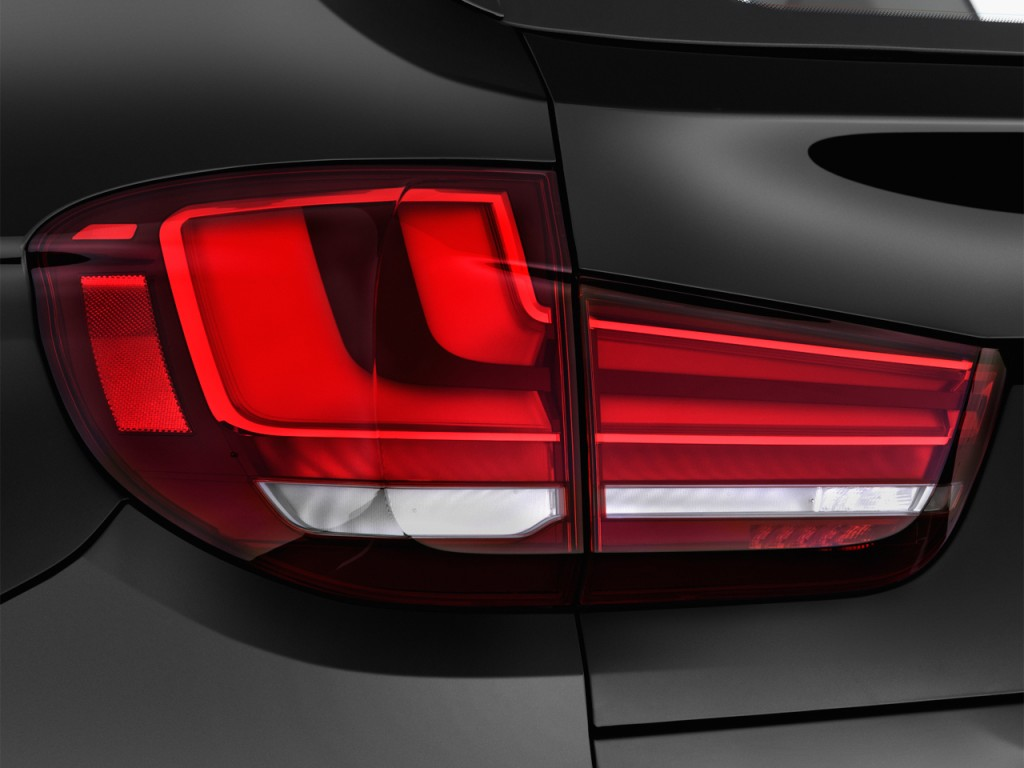 Honda Awd Sedan >> Image: 2016 BMW X5 AWD 4-door xDrive35d Tail Light, size: 1024 x 768, type: gif, posted on ...
