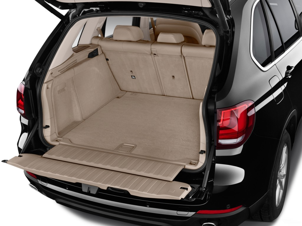 Image: 2016 BMW X5 AWD 4-door xDrive35d Trunk, size: 1024 ...