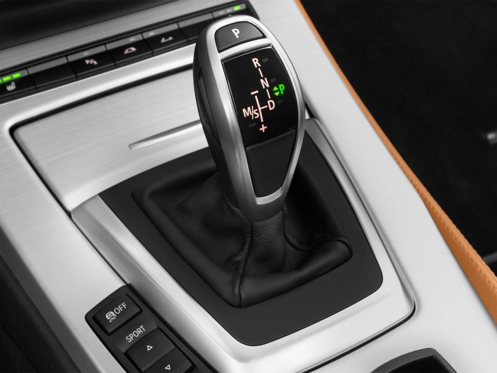 Image 2016 Bmw Z4 2 Door Roadster Sdrive35is Gear Shift