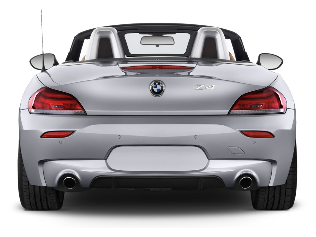 Image 2016 Bmw Z4 2 Door Roadster Sdrive35is Rear Exterior View Size 1024 X 768 Type Gif