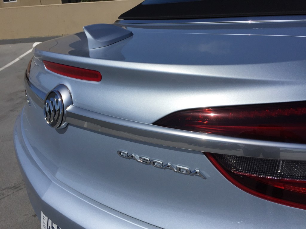 Image: 2016 Buick Cascada - second drive report, size ...
