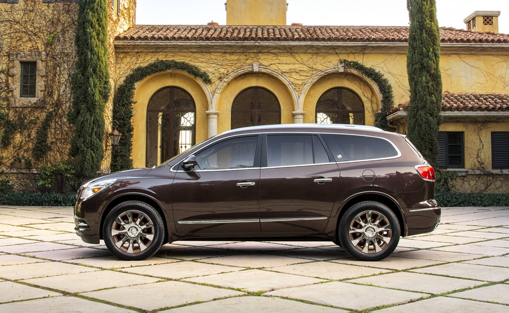 Gm To Compensate 2016 Buick Enclave Chevrolet Traverse Gmc Acadia Ers For Misstated Mpg
