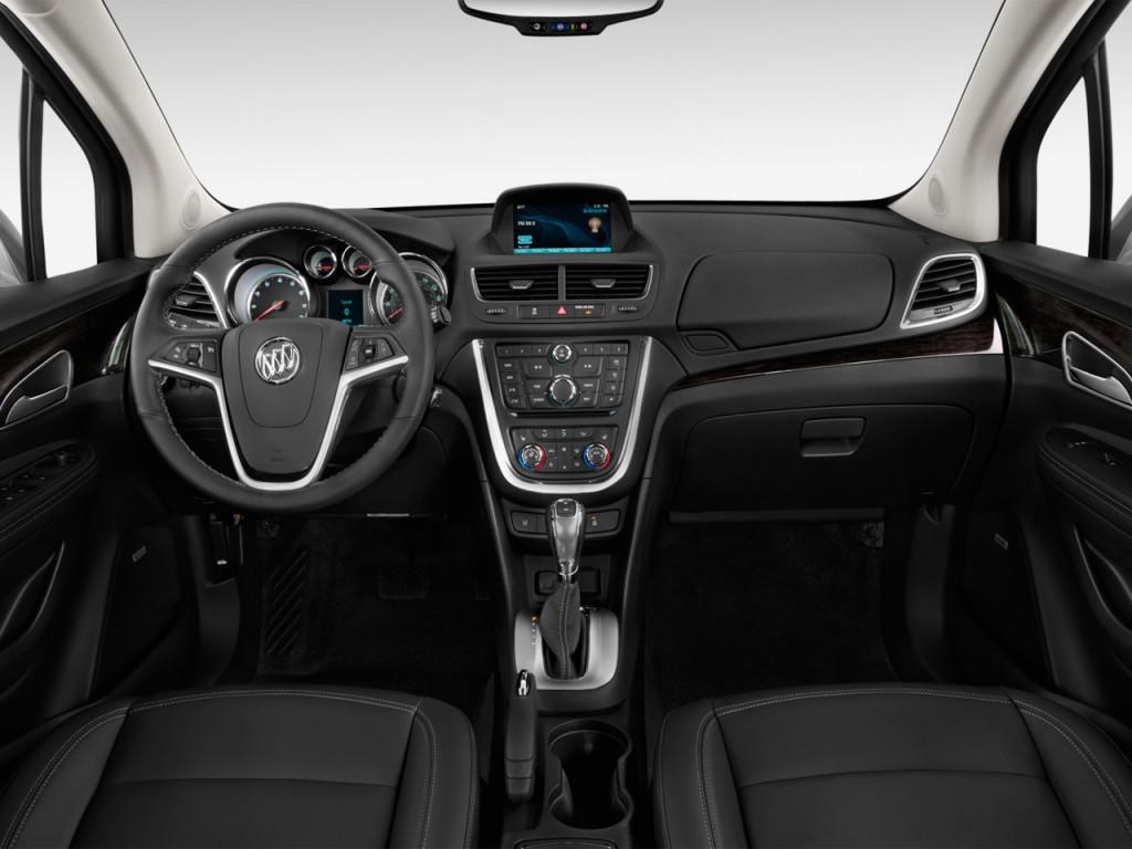 2016 Buick Encore FWD 4-door Sport Touring Dashboard