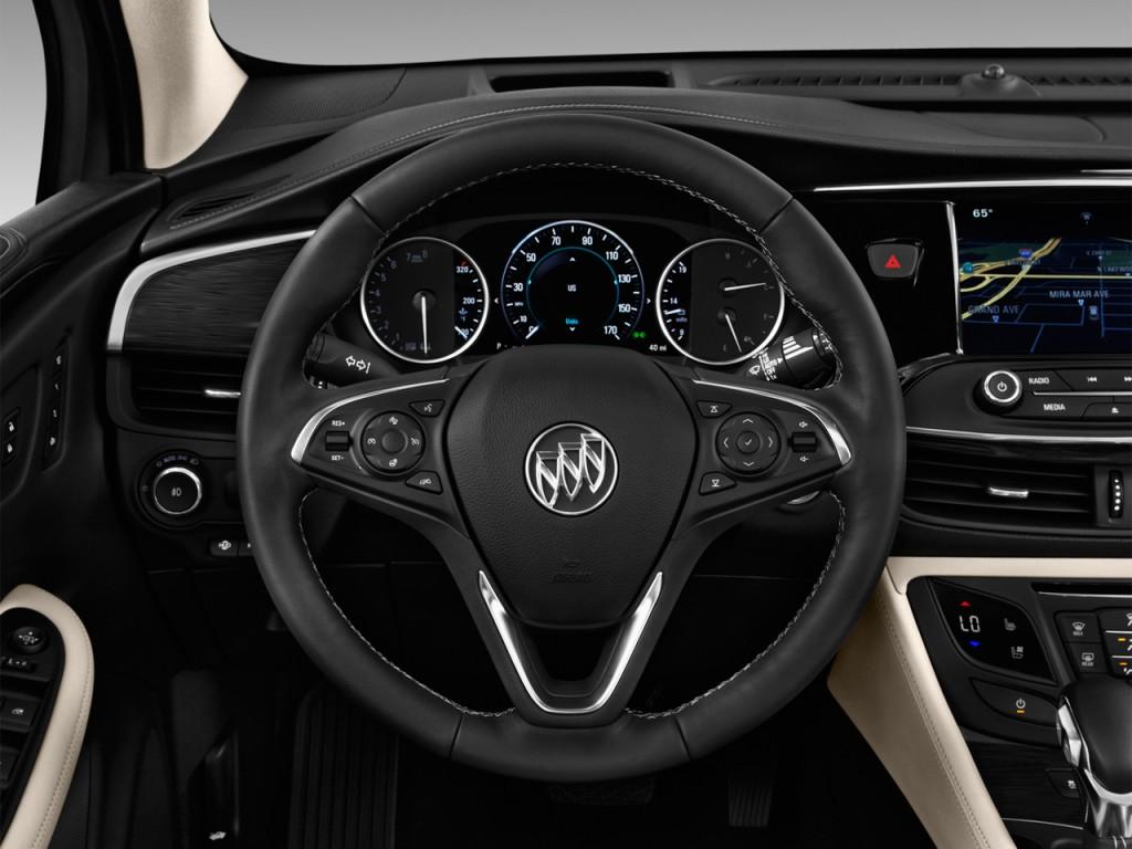 Image 2016 Buick Envision Awd 4 Door Premium Ii Steering