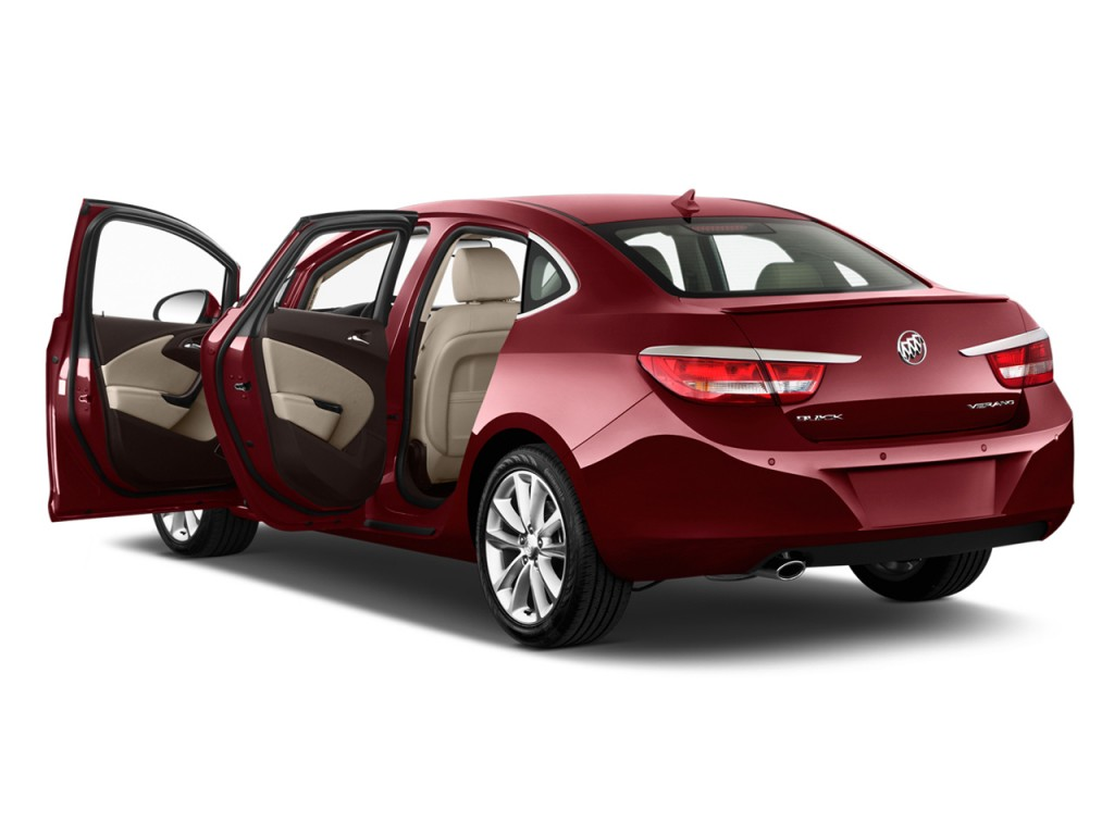 Takata Airbag Recall Honda >> Image: 2016 Buick Verano 4-door Sedan Leather Group Open ...
