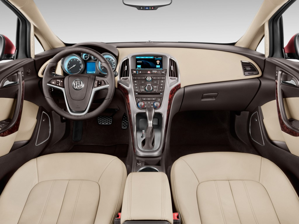 Image: 2016 Buick Verano 4-door Sedan Premium Turbo Group Dashboard, size: 1024 x 768, type: gif ...
