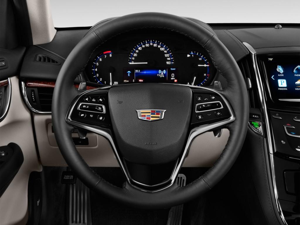 image 2016 cadillac ats sedan 4 door sedan 2 5l standard. Black Bedroom Furniture Sets. Home Design Ideas