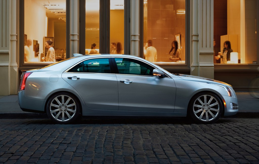 2016 Cadillac ATS Review, Ratings, Specs, Prices, and Photos - The