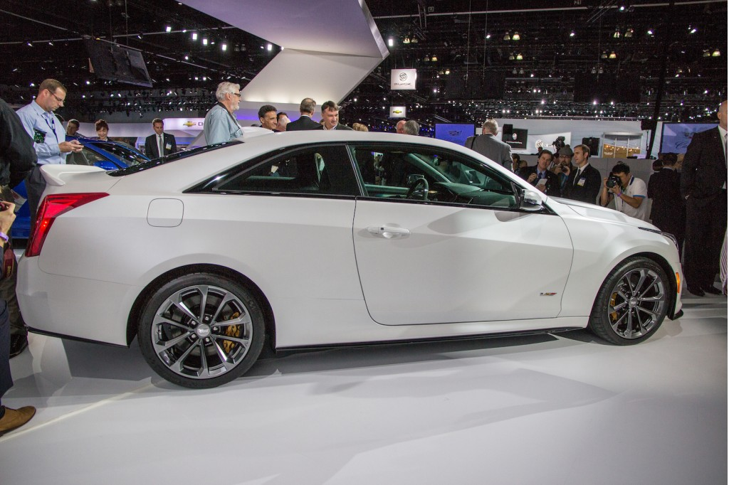 image 2016 cadillac ats v coupe 2014 los angeles auto show size 1024 x 682 type gif. Black Bedroom Furniture Sets. Home Design Ideas
