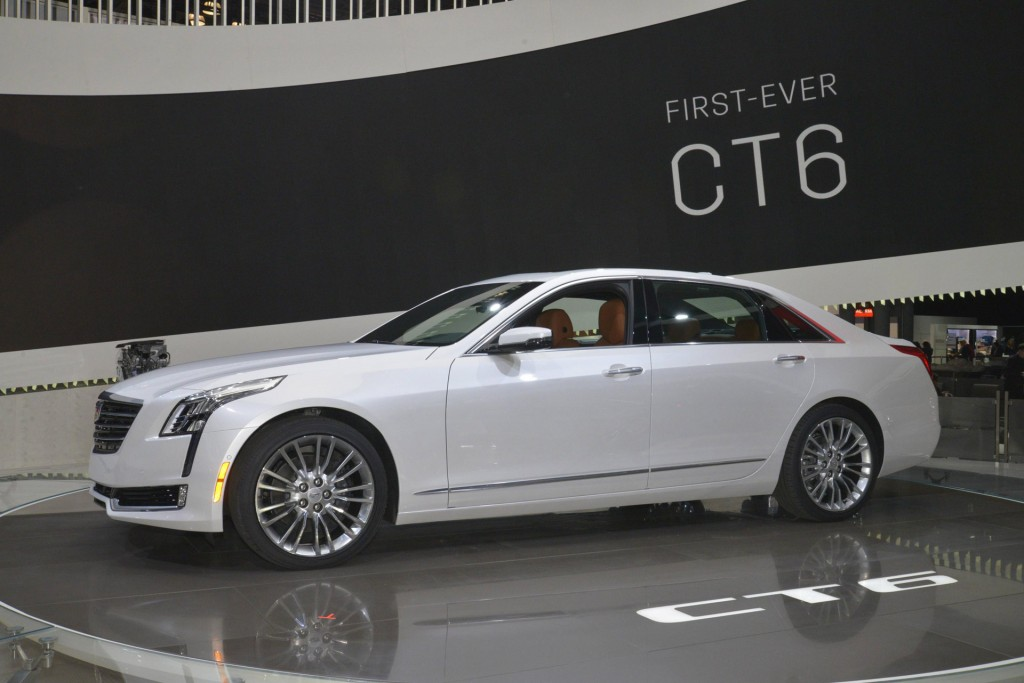 2016 cadillac ct6 priced from $54,490