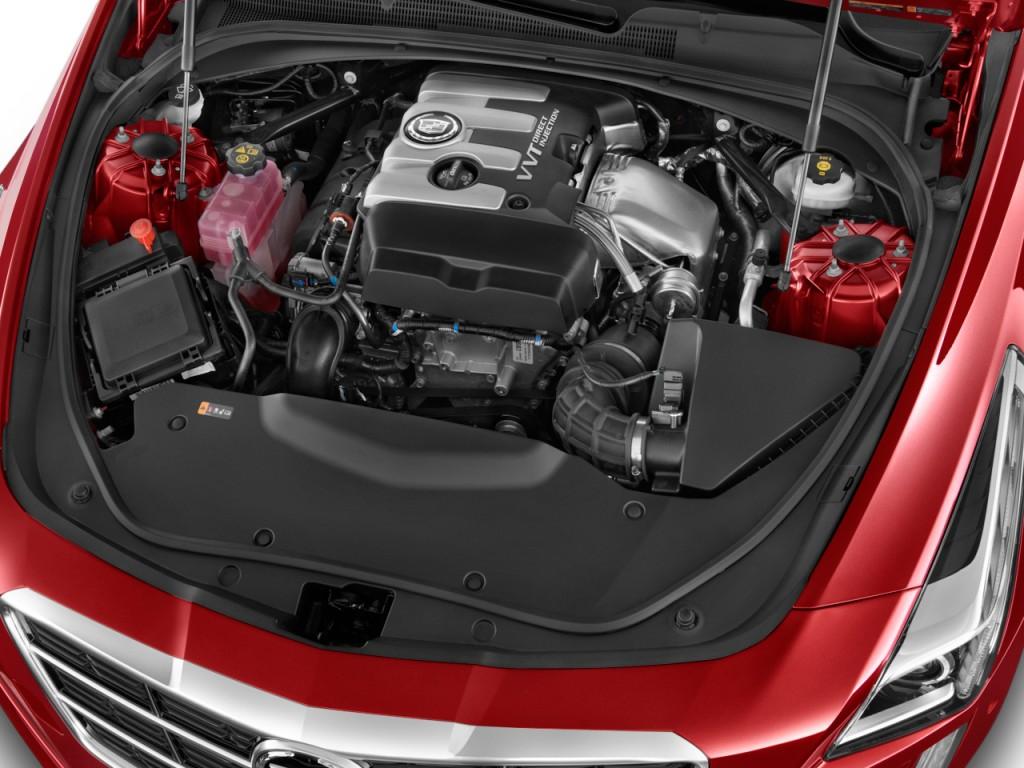2013 Cadillac Ats 2.0 L Turbo >> Image: 2016 Cadillac CTS 4-door Sedan 2.0L Turbo RWD