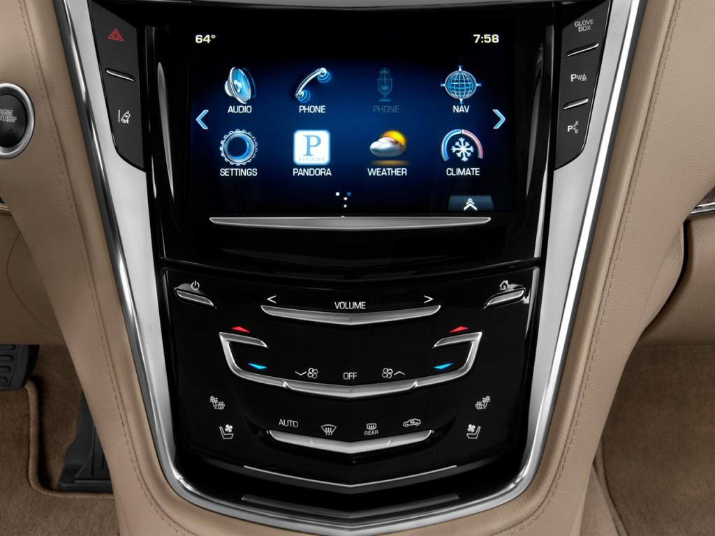 image 2016 cadillac cts 4 door sedan 2 0l turbo rwd temperature controls size 1024 x 768. Black Bedroom Furniture Sets. Home Design Ideas