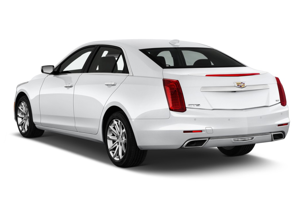 Image 2016 Cadillac Cts 4 Door Sedan 3 6l Luxury