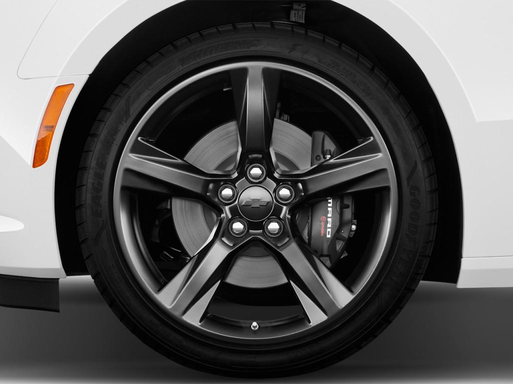 Image: 2016 Chevrolet Camaro 2-door Coupe SS w/2SS Wheel ...