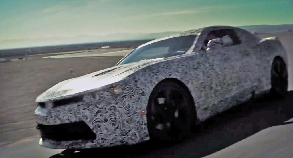 2016 Chevy Camaro Teased In 500000th Fifth Gen Camaro Video