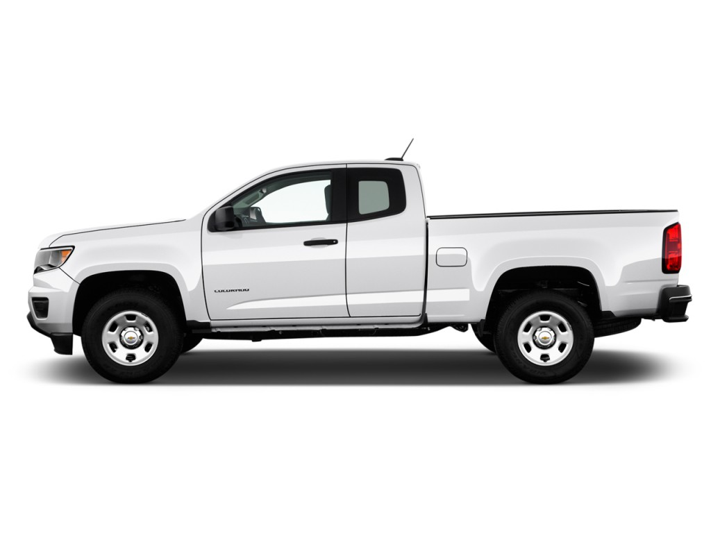 "Diesel Trucks For Sale Colorado >> Image: 2016 Chevrolet Colorado 2WD Ext Cab 128.3"" WT Side Exterior View, size: 1024 x 768, type ..."