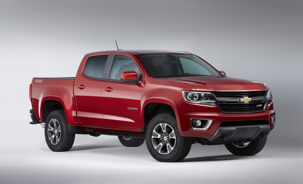 2016 Chevrolet Colorado Diesel Priced From At Least 33705