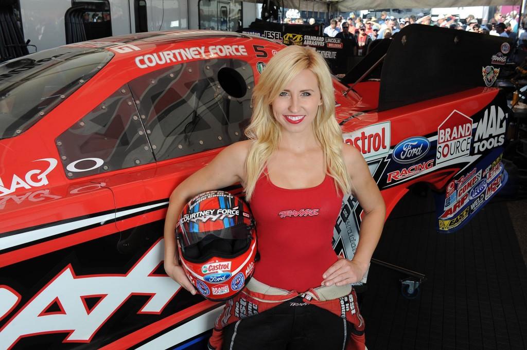Jennifer Landrum Race Car Driver