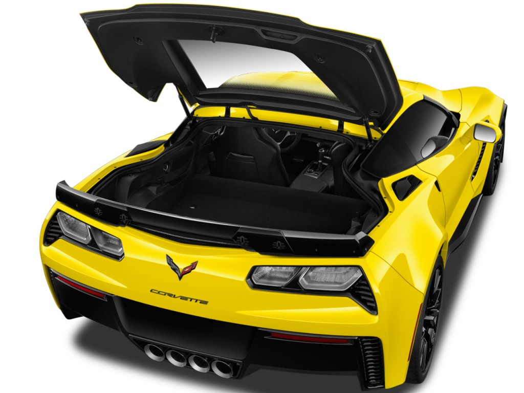 Image 2016 Chevrolet Corvette 2 Door Z06 Coupe W 1lz