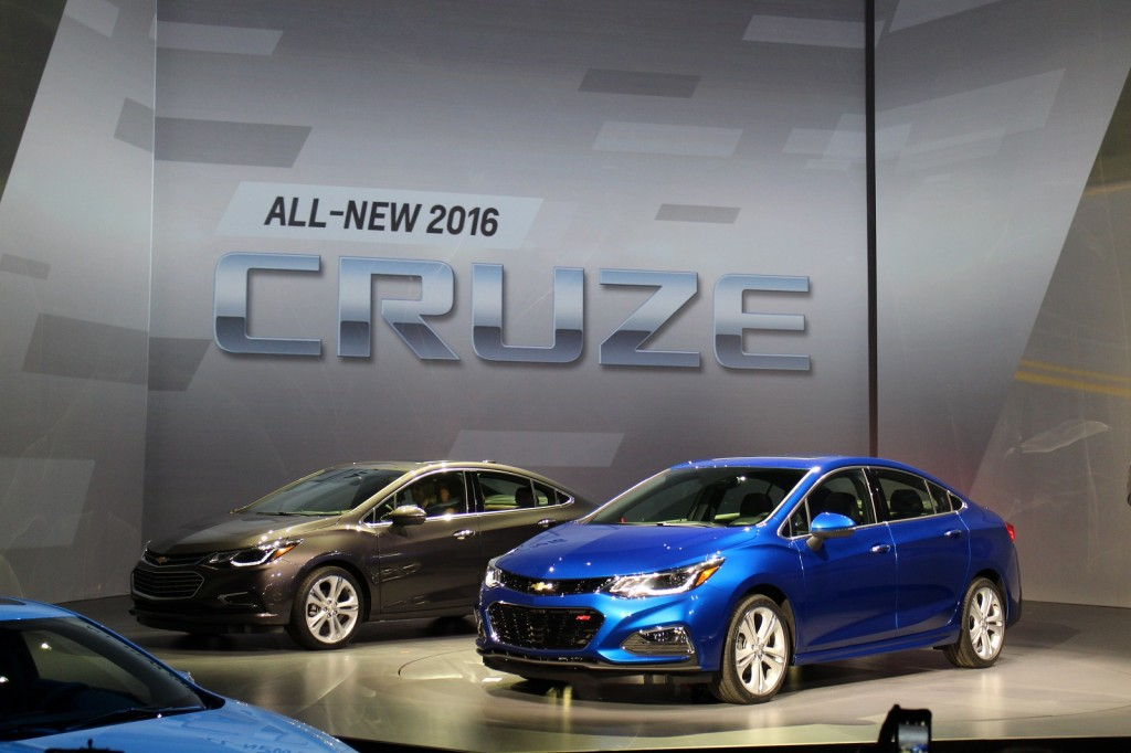 image 2016 chevrolet cruze unveiling detroit june 2015 size 1024 x 682 type gif posted. Black Bedroom Furniture Sets. Home Design Ideas