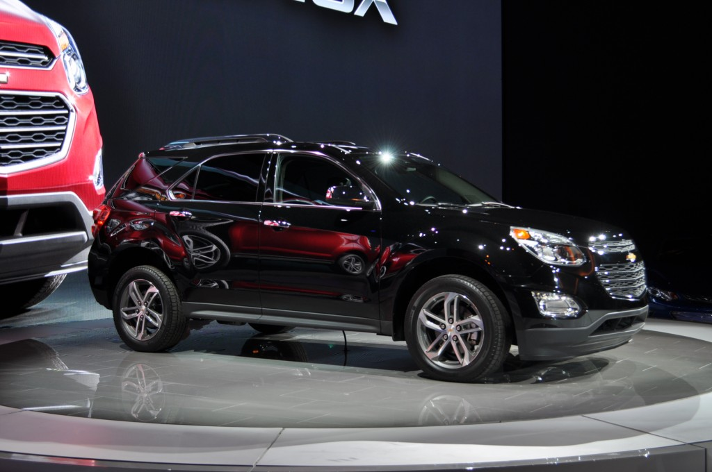 Used 2016 Chevrolet Equinox For Sale Carmax Autos Post