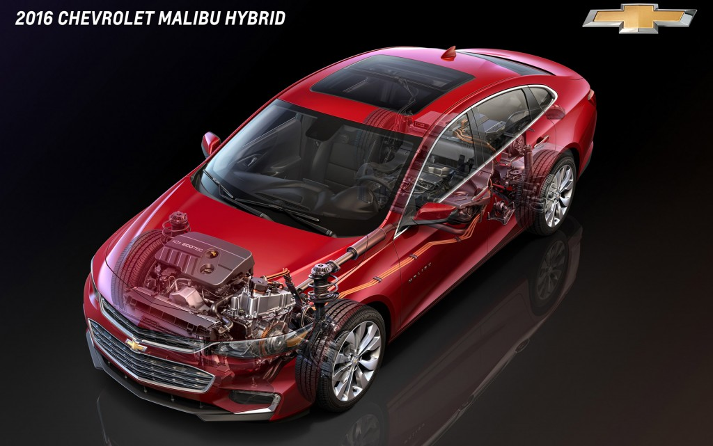 Sun sets on Chevy Malibu Hybrid sedan for 2020, model discontinued