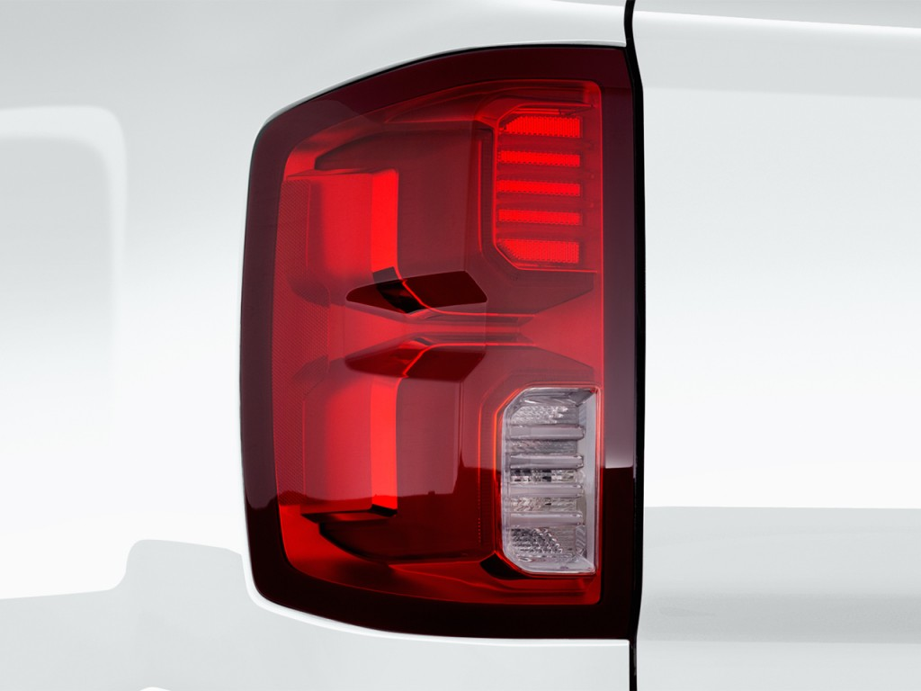 "Image: 2016 Chevrolet Silverado 1500 2WD Crew Cab 143.5"" High Country Tail Light, size: 1024 x ..."