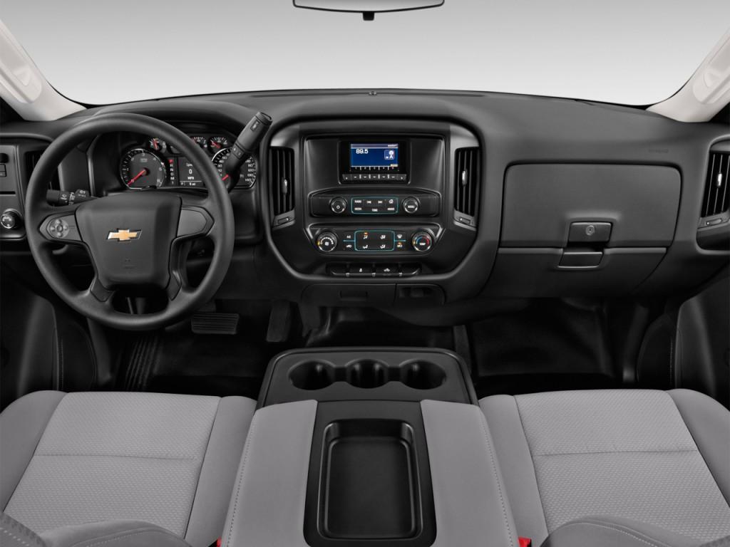 Image: 2016 Chevrolet Silverado 2500HD 2WD Reg Cab 133.6 ...