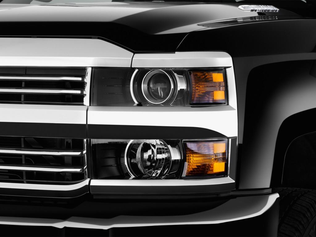 Image: 2016 Chevrolet Silverado 2500HD 4WD Crew Cab 153.7