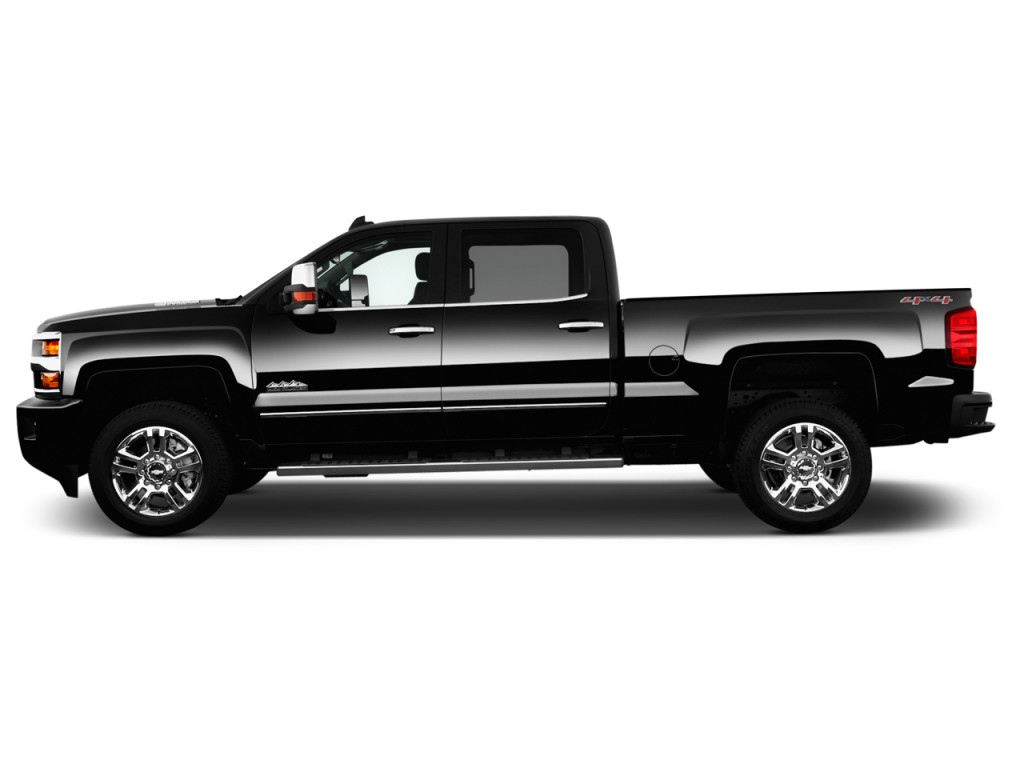 image 2016 chevrolet silverado 2500hd 4wd crew cab 153 7 high country side exterior view size. Black Bedroom Furniture Sets. Home Design Ideas