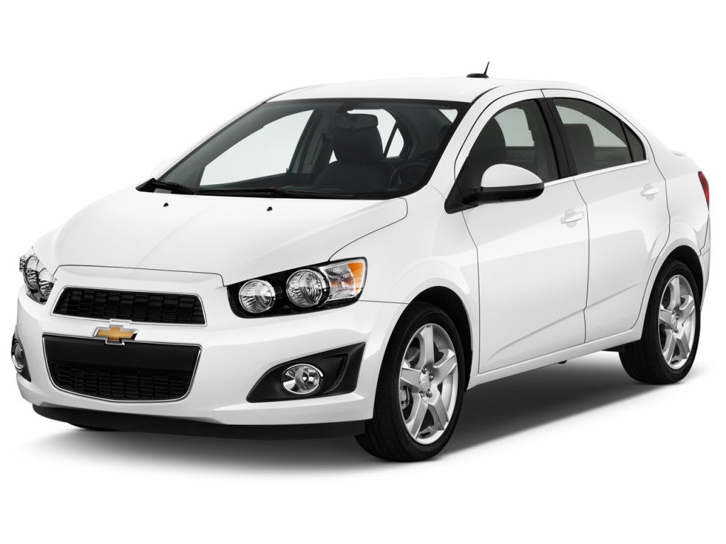 Image 2016 Chevrolet Sonic 4 Door Sedan Auto Ltz Angular