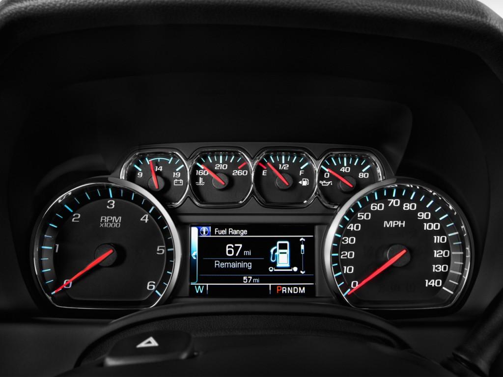 Image: 2016 Chevrolet Suburban 2WD 4-door 1500 LT ...