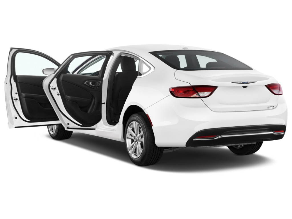 Image: 2016 Chrysler 200 4-door Sedan Limited FWD Open ...