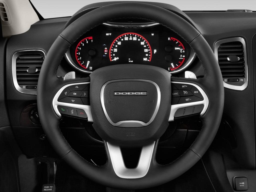 2 Door Altima >> Image: 2016 Dodge Durango 2WD 4-door Limited Steering Wheel, size: 1024 x 768, type: gif, posted ...
