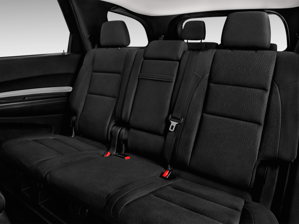 Image 2016 Dodge Durango 2wd 4 Door Sxt Rear Seats Size