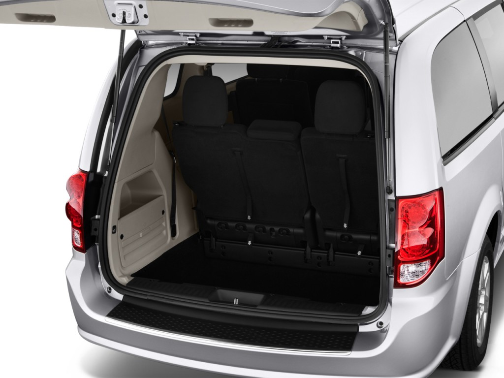 image 2016 dodge grand caravan 4 door wagon se trunk size 1024 x 768 type gif posted on. Black Bedroom Furniture Sets. Home Design Ideas