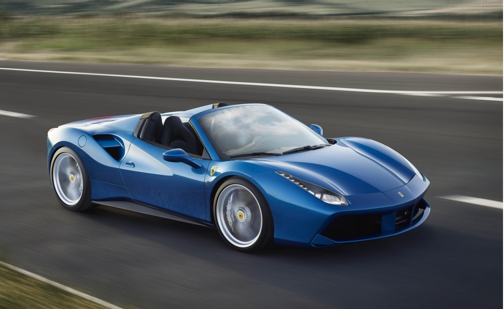 2016 Ferrari 488 Spider 5 Details That Make It Go Faster Look Sexier