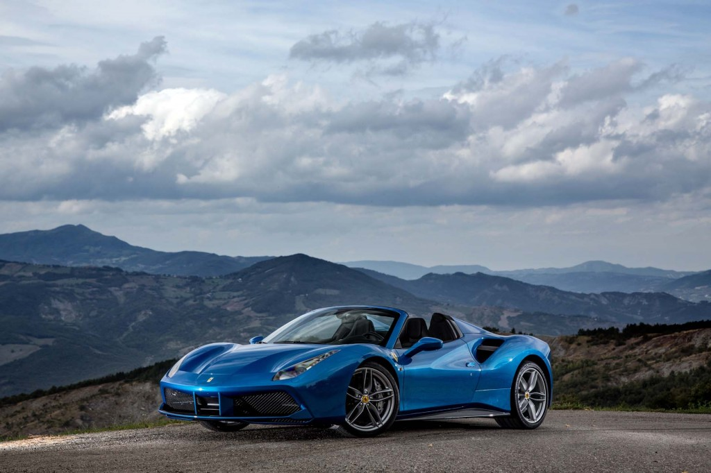 2016 Ferrari 488 Gtb Review Ratings Specs Prices And Photos