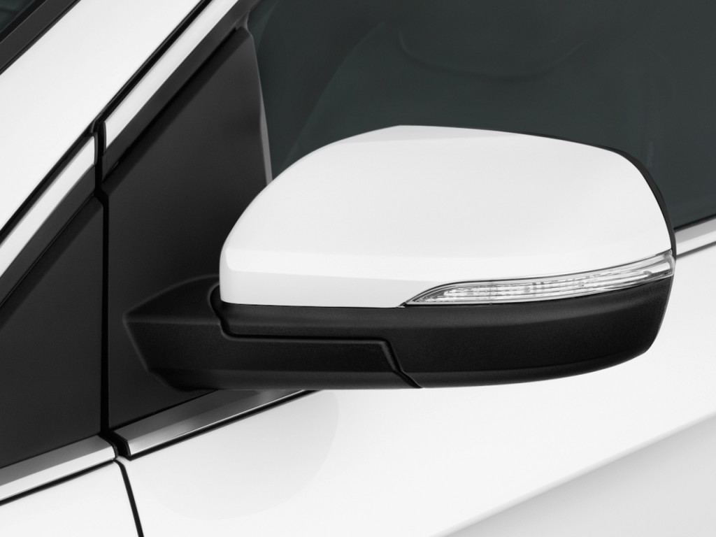 Image 2016 Ford Edge 4 Door Sel Fwd Mirror Size 1024 X