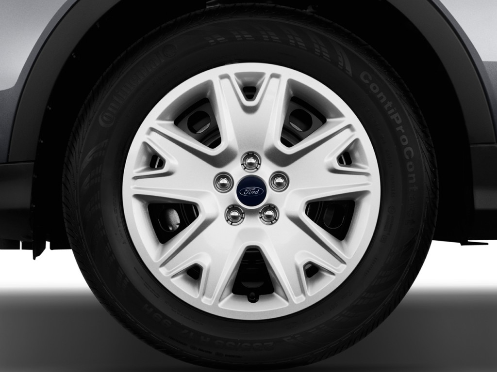 Image 2016 Ford Escape Fwd 4 Door S Wheel Cap Size 1024
