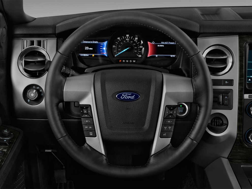 Image 2016 Ford Expedition 2wd 4 Door Limited Steering