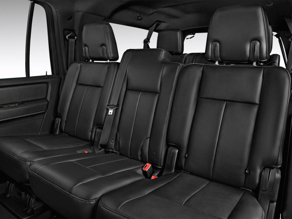 Image: 2016 Ford Expedition EL 2WD 4-door Limited Rear ...