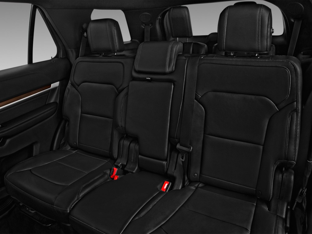 image 2016 ford explorer 4wd 4 door limited rear seats size 1024 x 768 type gif posted on. Black Bedroom Furniture Sets. Home Design Ideas