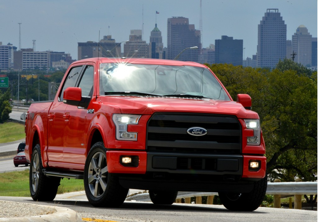 2015-2016 Ford F-150 may have brake problems, too: NHTSA ...